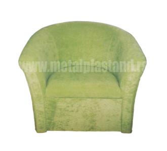 Fotelja-polukruzna