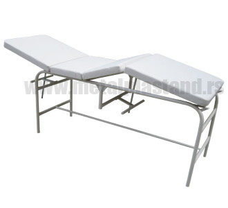 Otoman za pregled pacijenta - trodelni