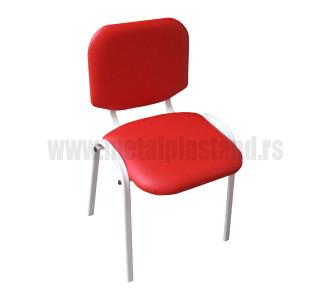 Stolica-za-cekaonicu-M-119-bela