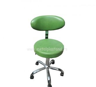 Stolica sa naslono za kozmeticare K23
