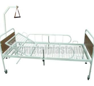 Bolnicki-krevet-sa-mehanickim-podizanjem-uzglavlja