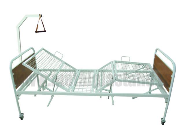 Bolnicki-krevet-sa-mehanickim-podizanjem-uzglavlja-i-uznozja-M-15