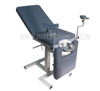 Ginekoloska fotelja M-82